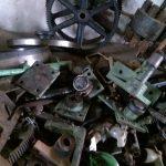 alte Maschinenteile