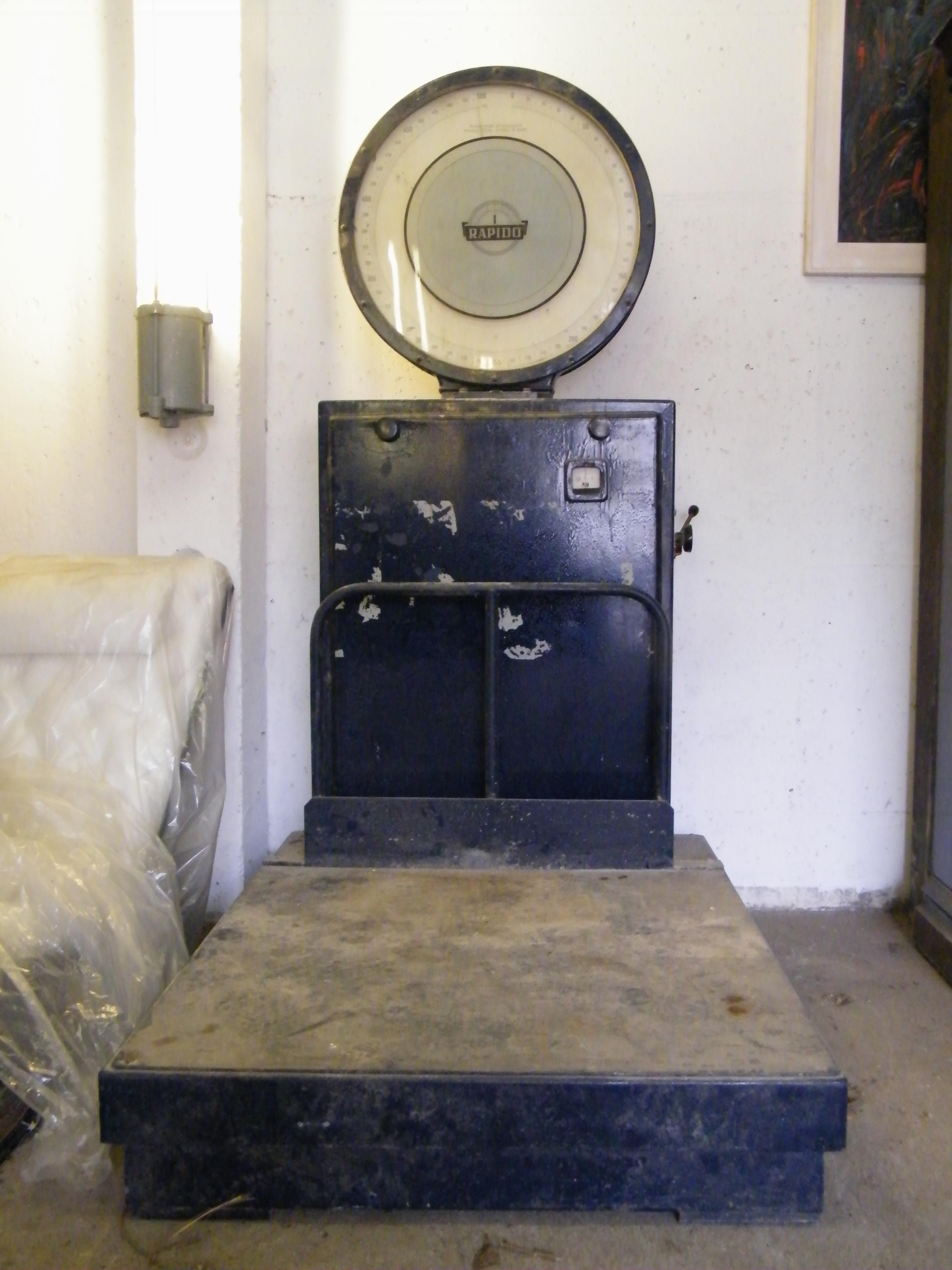 Industriewaage Rapido, bis 500 kg